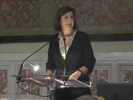 Laura Boldriniha rispostoa Salvini che le aveva detto di stare zitta