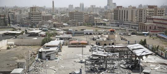 Yemen: raid aereo su Sanaa, almeno 4 morti