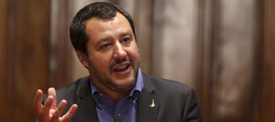 """Governo, Salvini: """"Fino all'ultimo non mi arrendo"""""""