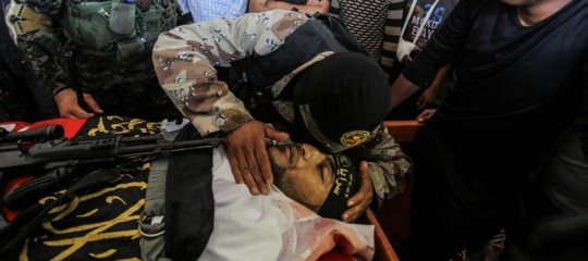 M.O.: Gaza, fuoco israeliano uccide due palestinesi