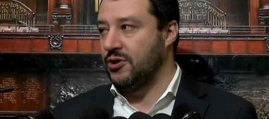 Salvini: Mattarella non mi rappresenta ma a impeachment penso domani