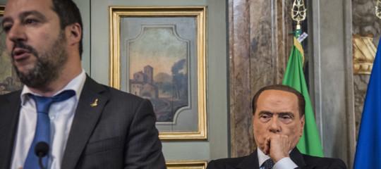 Salvini: se Berlusconi vota governoCottarelli addio alleanza, riforma elettorale con M5s
