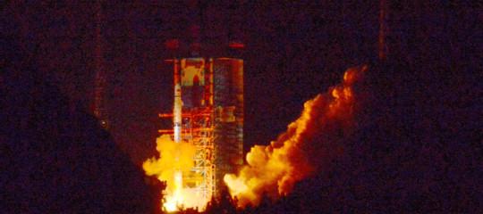La Cina ha un problema piuttosto serio con i detriti spaziali