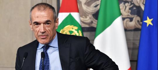 Chi è CarloCottarelli, l'uomo cheMattarellaha chiamato per portare l'Italia a nuove elezioni