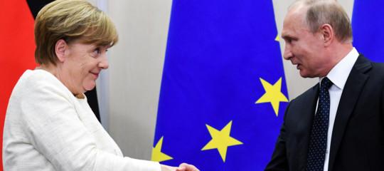 Piano piano, la Germania si sta riavvicinando a Mosca