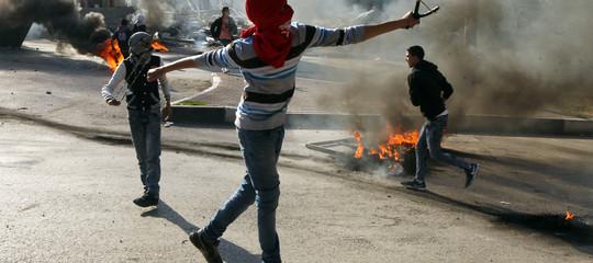 Medio Oriente: raffica di missili da Striscia di Gaza contro sud Israele