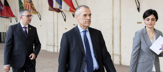 Governo:MattarellariceveCottarellialle 16,30