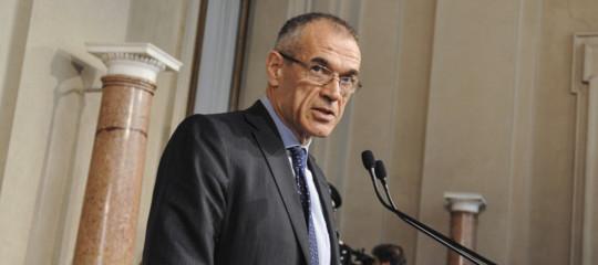 Niente rinuncia, Cottarelli avrebbe solo chiesto a Mattarella più tempo