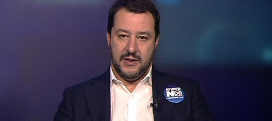 Lega: Salvini non ha mai partecipato a cene rimborsate all'Europarlamento