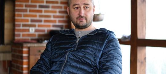 La morte del giornalista russoBabchenkoè stata una messa in scena. È ricomparso, vivo