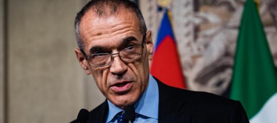 Il governo Cottarelliè pronto, ma si lavora ancora a una soluzione politica
