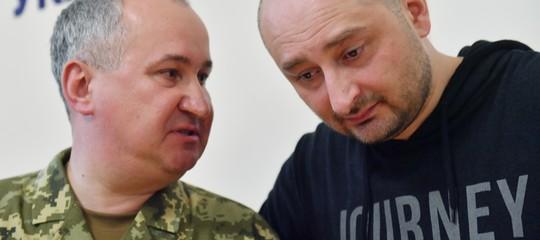 Morto per mano del Cremlino, anzi no. Cosa sappiamo del casoBabchenko