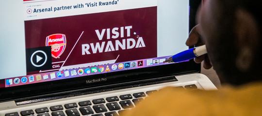Il Ruanda paga 34,5 milioniall'Arsenalper diventarne lo sponsor. Coi soldi di Londra