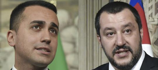 M5s-Lega: raggiunto accordo su governo politico