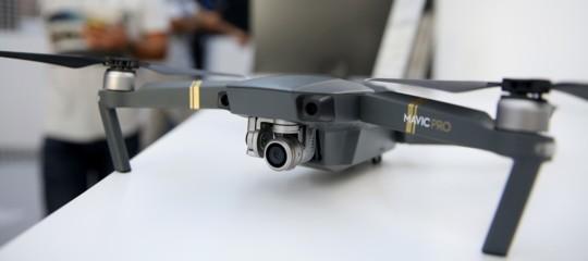 In Italia arriva l'autovelox dei droni