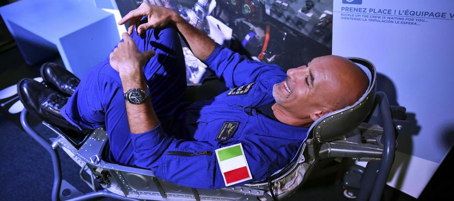 """Parmitano è sulla Stazione Spaziale. """"E' fantastico"""""""