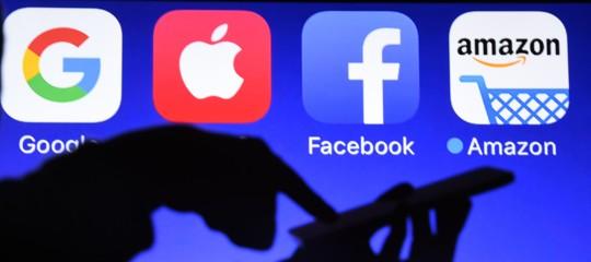 Quanto pesano i colossi di Internet sull'economia globale? Unreport