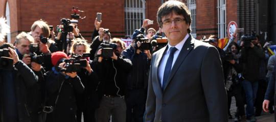 Catalogna: Procura tedesca,estradarePuigdemontper ribellione