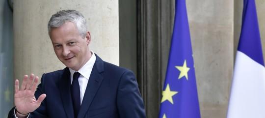 La Francia chiede agli Usa di evitare una guerra commerciale