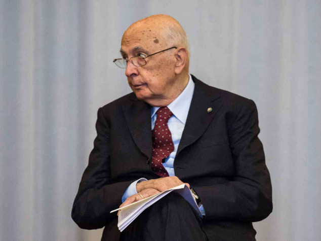 Stato-mafia: Napolitano deporra' il 28 ottobre al Quirinale