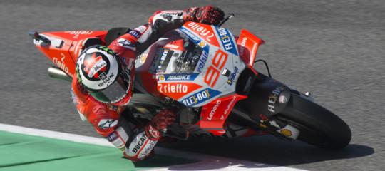 Moto Gp: vince Lorenzo, seguito da Dovizioso e Rossi