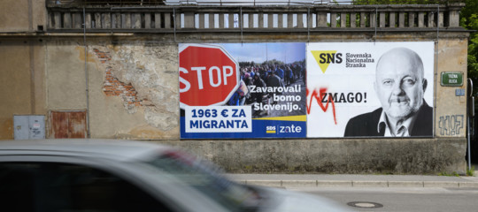 Le elezioni slovene premiano la destra anti-immigrazione