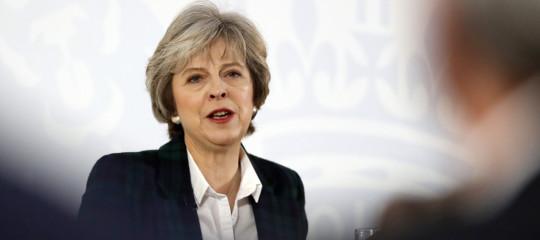 """Theresa May chiama Conte: """"Pronti a collaborare da subito"""""""