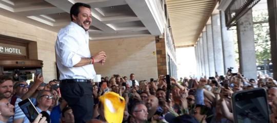 Il programma di Salvini sull'immigrazione, spiegato da lui
