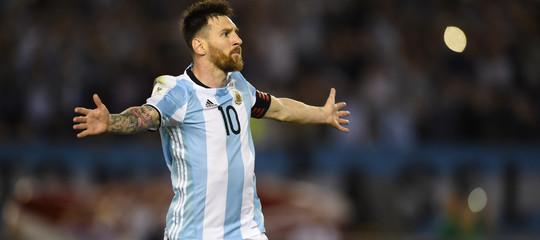 I palestinesi non vogliono che Messi giochi in Israele