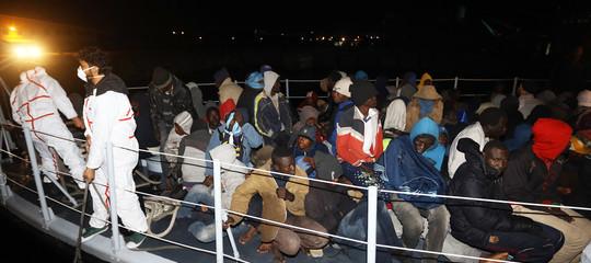 migranti merkel salvini