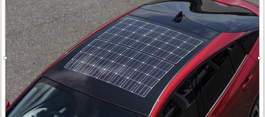 Esiste un sistema (fotovoltaico) per salvare la vita ai bambini in auto