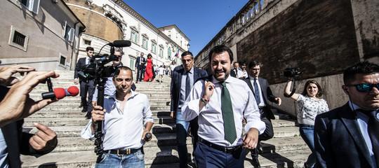 """Migranti: Tunisi protesta con l'Italia: """"Profondo stupore per parole Salvini"""""""