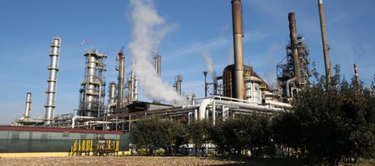 Eni,al viaal PortoMargheraallaraccolta di oli alimentari esausti per biocarburanti