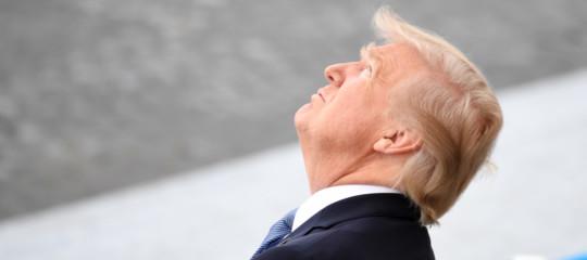 DonaldTrumppotrebbe davvero concedersi la grazia da solo?