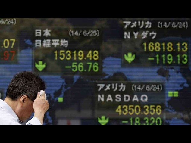 Borse asiatiche; Tokyo record dal 2009, chiude a +0, 58%