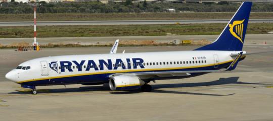 Enac: +6,2% passeggeri sui voli nel 2017,Ryanairprimacompagnia