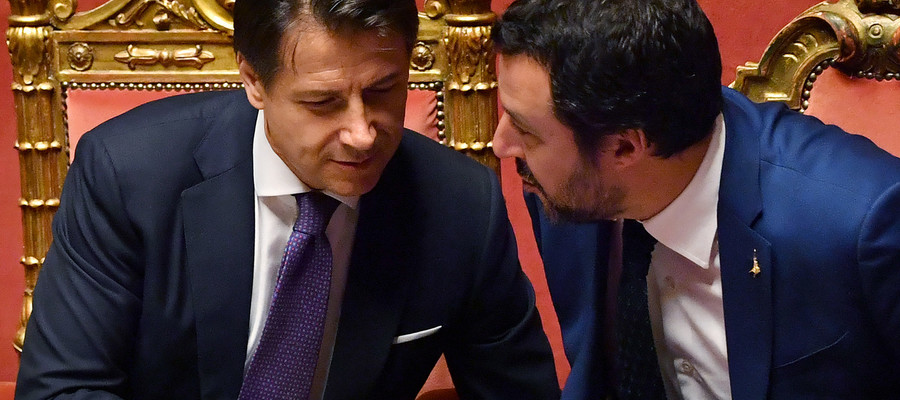 A Salvini il discorso di Conte è piaciuto molto: il governo punta a durare 5 anni