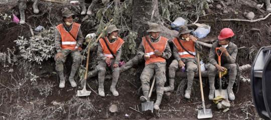 Guatemala: 75 morti e quasi 200 dispersi per l'eruzione del vulcano Fuoco