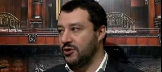 """Salvini: """"Non sono filo-russo, ma torni la collaborazione"""""""