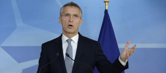 Governo: Stoltenberg,ok dialogo con Mosca ma sanzioni non si toccano