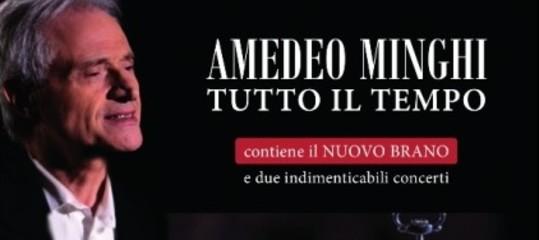 Amedeo Minghipubblica su cd gli storici concertidel '90 e del '92