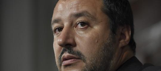 """Salvini: """"Io come Hitler? Gli insulti del Pd sono una medaglia"""""""