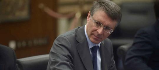 Corruzione: Cantone, incarico fino al 2020, sono tranquillo