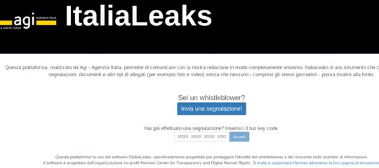 Cosa sapere per utilizzareItaliaLeaksed effettuareil primo accesso