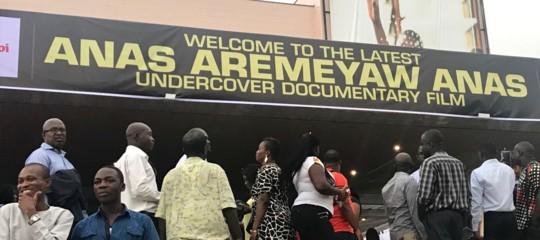 Un giornalista investigativo svela il marcio nel pallone in Ghana