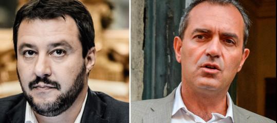 """Il sindaco DeMagistrisnon cambia idea su Salvini. """"Rifarei la stessa cosa"""""""