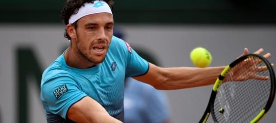 Roland Garros:Cecchinato battuto da Thiem