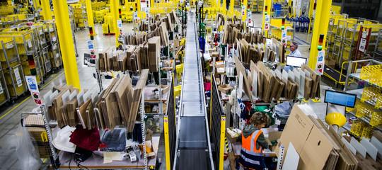 Amazonha violato le quote degli interinali e dovrà assumere 1.300 lavoratori