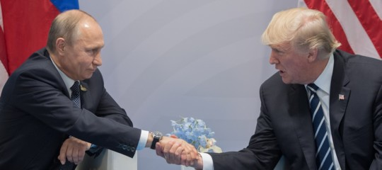 L'incontro traTrumpePutinpotrebbe avvenire in Austria