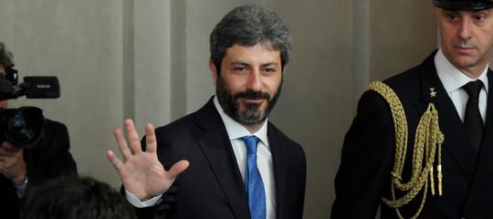 Su migranti e ong c'è il primo vero screzio tra Salvini e Fico